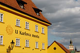 hotel stock photography | Czech Republic, Prague, Mala Strana, U karlova Most Inn, image id 4-960-6687