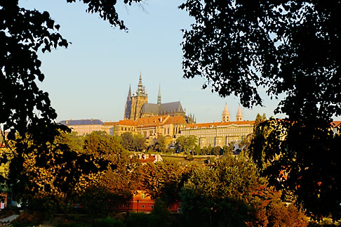 image 4-960-6774 Czech Republic, Prague, Hradcany Castle