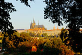 prague stock photography | Czech Republic, Prague, Hradcany Castle, image id 4-960-6774