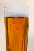 pilsner beer stock photography | Czech Republic, Czech, Glass of pilsner beer, image id 4-960-6908