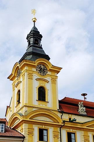image 4-960-7332 Czech Republic, Pisek, Town hall, Radnice