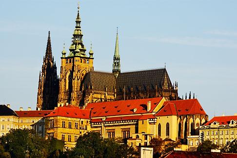 image 4-960-779 Czech Republic, Prague, Hradcany Castle