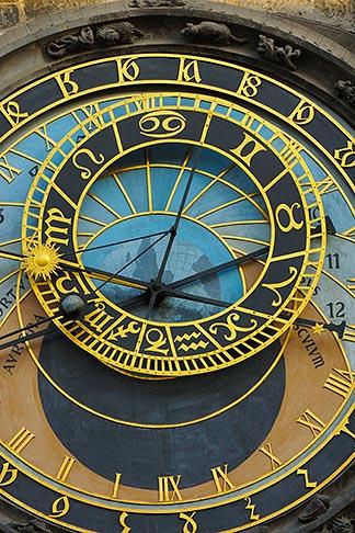 image 4-960-795 Czech Republic, Prague, Astronomical Clock, Old Town Squareclock