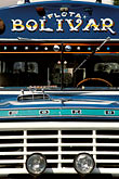 blue stock photography | Ecuador, Colorful bus, image id 2-27-25