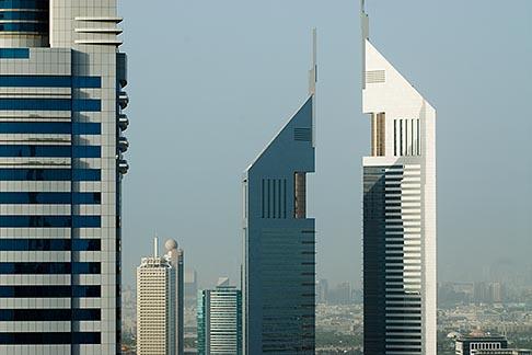 image 8-730-1536 United Arab Emirates, Dubai, Emirates Towers