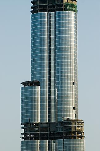 image 8-730-1545 United Arab Emirates, Dubai, Burj Dubai tower