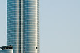 above stock photography | United Arab Emirates, Dubai, Burj Dubai tower, as of May 2008 the tallest man-made structure on Earth, image id 8-730-1551