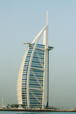 facade stock photography | United Arab Emirates, Dubai, Burj Al Arab, image id 8-730-1696