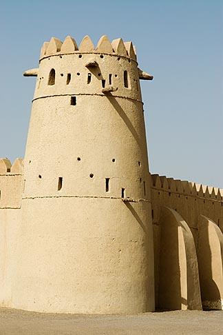 image 8-730-1766 United Arab Emirates, Abu Dhabi, Al Ain, Al Jahili Fort, built in 1898