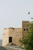 uae stock photography | United Arab Emirates, Fujairah, Fujairah Fort, built in 1670, oldest fort in the Emirates, image id 8-730-1967