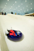 active stock photography | United Arab Emirates, Dubai, Ski Dubai, indoor ski area, image id 8-730-87