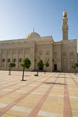 vertical stock photography | United Arab Emirates, Dubai, Mosque courtyard, Jumeirah, image id 8-730-9012