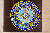 circle stock photography | United Arab Emirates, Dubai, Decorative Mosaic, image id 8-730-9360