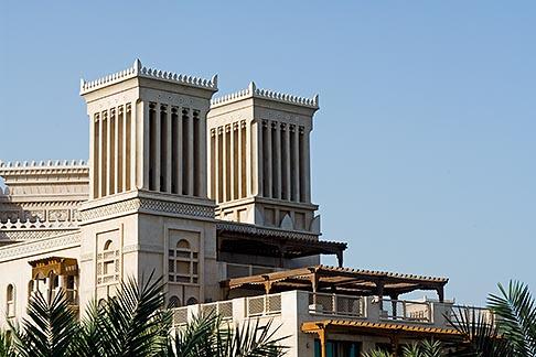image 8-730-9639 United Arab Emirates, Dubai, Madinat Jumeirah shopping mall and hotel