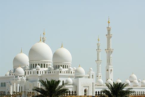 image 8-730-9672 United Arab Emirates, Abu Dhabi, Sheikh Zayed Mosque