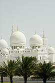 dome stock photography | United Arab Emirates, Abu Dhabi, Sheikh Zayed Mosque, image id 8-730-9698