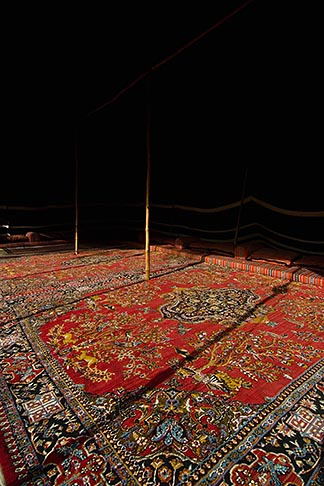 image 8-730-9811 United Arab Emirates, Abu Dhabi, Al Ain, Traditional carpets, Al Ain National Museum