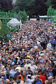 crowd scene stock photography | England, Chelsea Flower Show, Crowd scene, image id 3-750-56