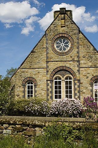 image 4-900-2187 England, North Yorkshire, Rosedale Abbey, Former Methodist Chapel