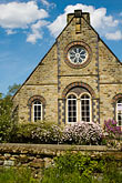 chapel stock photography | England, North Yorkshire, Rosedale Abbey, Former Methodist Chapel, image id 4-900-2187