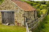 shelter stock photography | England, North Yorkshire, Rosedale, Stone shelter, image id 4-900-2202