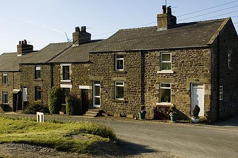 image 4-900-2273 England, North Yorkshire, Rosedale, Hill Cottages