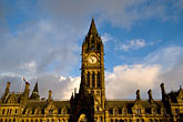 horizontal stock photography | England, Manchester, Town Hall, image id 7-695-105
