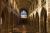 horizontal stock photography | England, Chester, Chester Cathedral, Nave, image id 7-695-19
