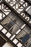 vertical stock photography | England, Chester, Tudor building, image id 7-695-7375