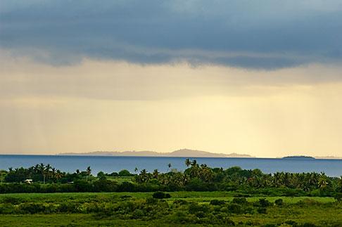 image 5-610-9246 Fiji, View of Mamanuca Islands from Viti Levu