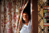 secretive stock photography | Fiji, Woman, Nausori Highlands, image id 9-530-38
