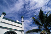 sunlight stock photography | Fiji, Mosque near Nadi, image id 9-530-88