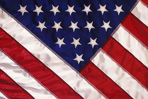 5-793-60  stock photo of Flags, American Flag