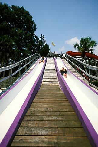 image 2-466-22 Florida, Weeki Wachee Springs, Weeki Wachee Springs, Buccaneer Bay water park
