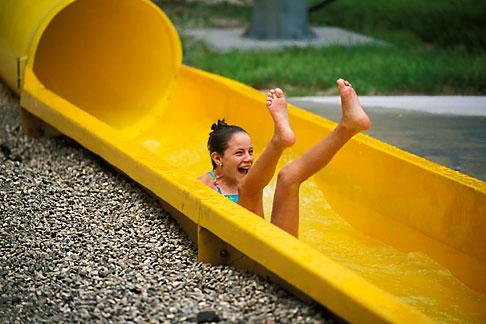 image 2-481-49 Florida, Winter Haven, Cypress Gardens, Water Park