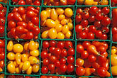 colour stock photography | Food, Cherry tomatoes, image id 5-356-2