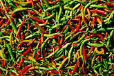 colour stock photography | Food, Chili peppers, image id 5-356-36