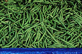 colour stock photography | Food, Green beans, image id 5-357-11