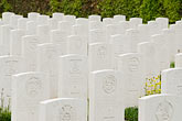 horizontal stock photography | France, Normandy, Bayeux, Bayeux British War Cemetery and Memorial, image id 6-450-1070