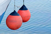 nautical stock photography | Still Life, Fishing boat with floats, image id 6-450-1096