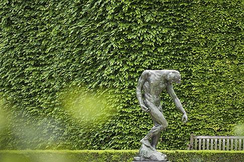 image 6-450-1277 France, Paris, Rodin Museum, Adam