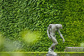 statue stock photography | France, Paris, Rodin Museum, Adam, image id 6-450-1277