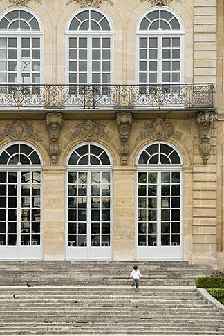 image 6-450-1287 France, Paris, Rodin Museum, H™tel Biron