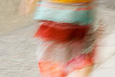 horizontal stock photography | France, Paris, Dress in motion, image id 6-450-1326