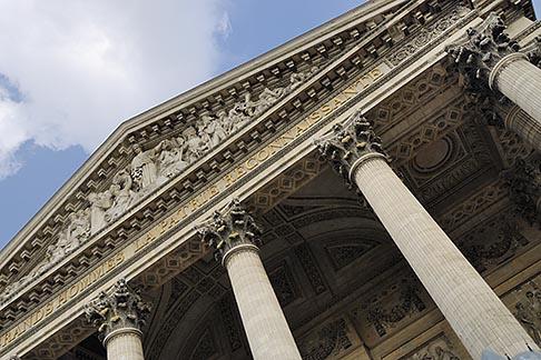image 6-450-240 France, Paris, Pantheon