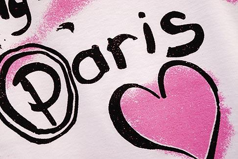 image 6-450-419 France, Paris, I Love Paris