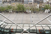 square stock photography | France, Paris, Centre Pompidou, Courtyard, image id 6-450-6170