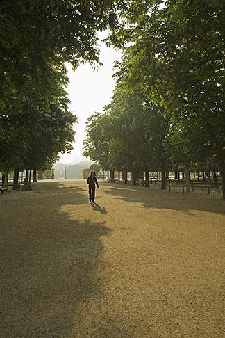 image 6-450-6242 France, Paris, Jardins des Luxembourg, Luxembourg Gardens