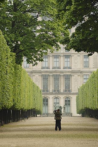 image 6-450-665 France, Paris, Jardin des Tuileries, Tuileries Garden
