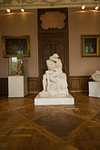 statue stock photography | France, Paris, Rodin Museum, The Kiss, image id 6-450-6723